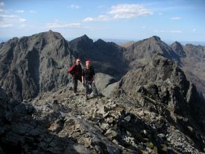 The Cuillin Ridge, Isle of Skye