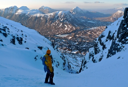the Torridon hills in the afternoon sunshine